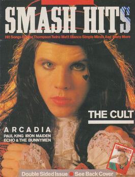 1985-10-23 Smash Hits 1 cover 2