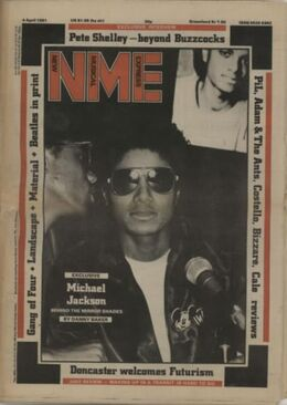 1981-04-04 NME cover