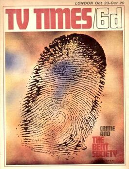 1965-10-23 TVT 1 cover
