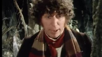 Killer Jelly Baby - The Face of Evil - Doctor Who