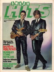 Smash Hits, February 21, 1980