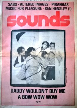 1980-11-22 SOUNDS 1 cover