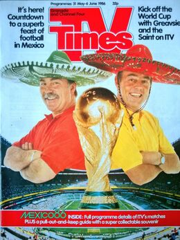 1986-05-31 TVT 1 cover World Cup