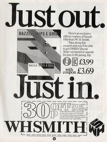Dazzle Ships WHS ad