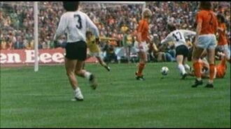 1974 Netherlands - West Germany World Cup Final