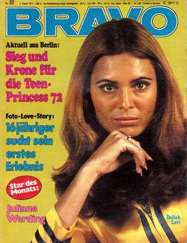 1972-08-02 BRAVO 1 cover