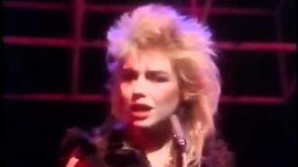 Kim wilde - view from a bridge - totp Apr 22nd 1982