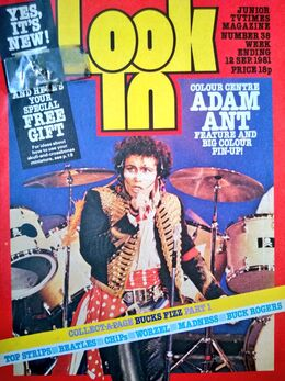 1981-09-12 Look-In 1 cover