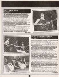 1983-08-04 Smash Hits Mike Oldfield Echo Bunnymen live