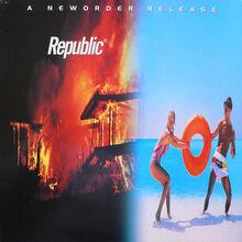 NO Republic CD front