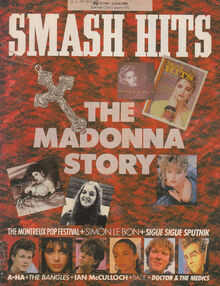 1986-05-21 Smash Hits 1 cover