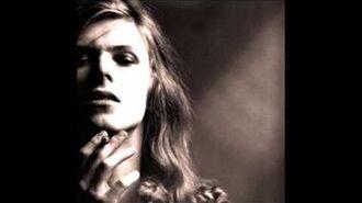 David Bowie 1971 BBC