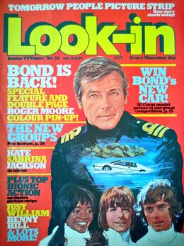 1977-07-09 Look-In 1 cover