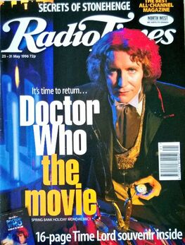 1996-05-25 Rt 1 cover Doctor Who