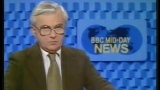 9 December 1980 BBC1 - News- John Lennon is dead