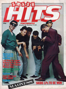Smash Hits, November 29, 1979 - p.01 Madness
