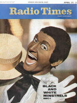 1967-04-15 RT 1 cover Black and White Minstrels