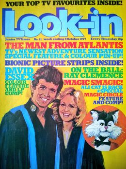 1977-10-08 Look-In 1 cover