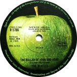 1969-06 Beatles Balld of John Yoko