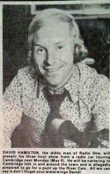 1974-05-04 p8 Record Mirror David Hamilton