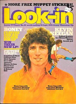 1979-09-29 Look-In 1 cover