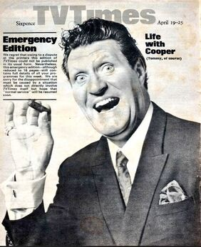 1969-04-19 TVT 1 cover emergency edition