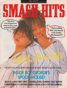1987-07-15 Smash Hits 1 cover