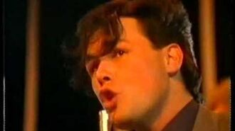 Associates -- Club Country (Studio, TOTP)
