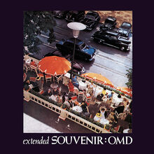 Souvenir extended 10in UK 1981 front