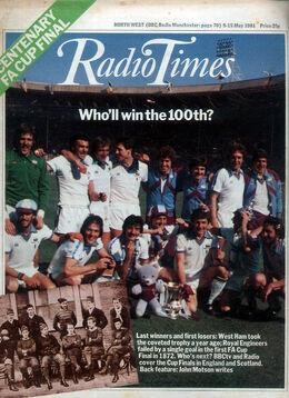 1981-05-09 RT 1 cover FA Cup eb