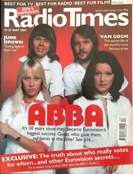 2004-05-15 RT 1 cover ABBA