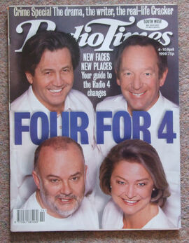1998-04-04 RT 1 cover Four for 4 John Peel