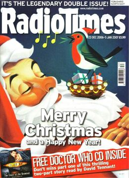 2006-12-23 RT 1 cover Christmas-Double