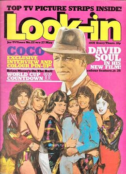 1978-05-27 Look-In 1 cover