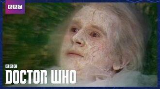 Fourth Doctor Regenerates - Tom Baker to Peter Davison (EXTENDED) - Logopolis - Doctor Who - BBC