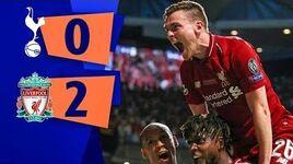 Liverpool vs Tottenham 2-0 Highlights All Goals 1June 2019 UEFA Champions League Finals 2019