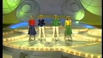 Eurovision Song Contest 1981 Winner United Kingdom Bucks Fizz Making Your Mind Up