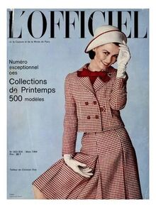 1964-03 L'Officiel 1 cover