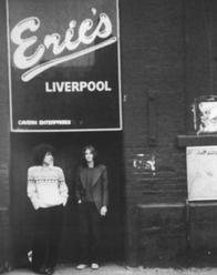 1978 Eric's doorway