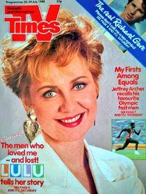 1988-07-23 TVT 1 cover Lulu