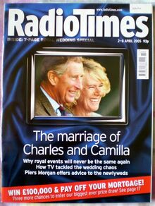 2005-04-02 RT 1 cover Charles Camilla