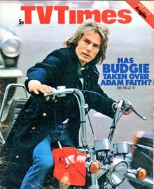1972-04-22 TVT1 cover Adam Faith Budgie