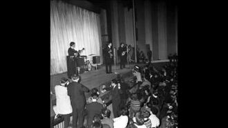 The Beatles - Live At Cinéma Cyrano, January 15 1964