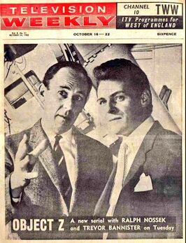 1965-10-16 TV Weekly 1 cover