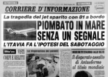1980-06-27 Ustica