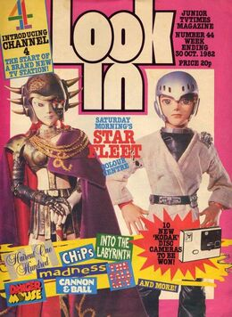 1982-10-30 Look-In 1 cover
