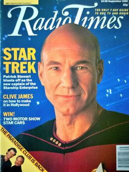 1990-09-22 RT 1 cover Star Trek