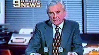 BBC1 Nine o'clock News 1974
