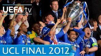 Chelsea v Bayern- 2012 UEFA Champions League final highlights