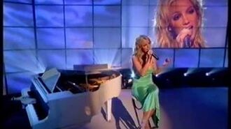 Britney Spears - I'm Not A Girl Not Yet A Woman - Top Of The Pops - Friday 12th April 2002
